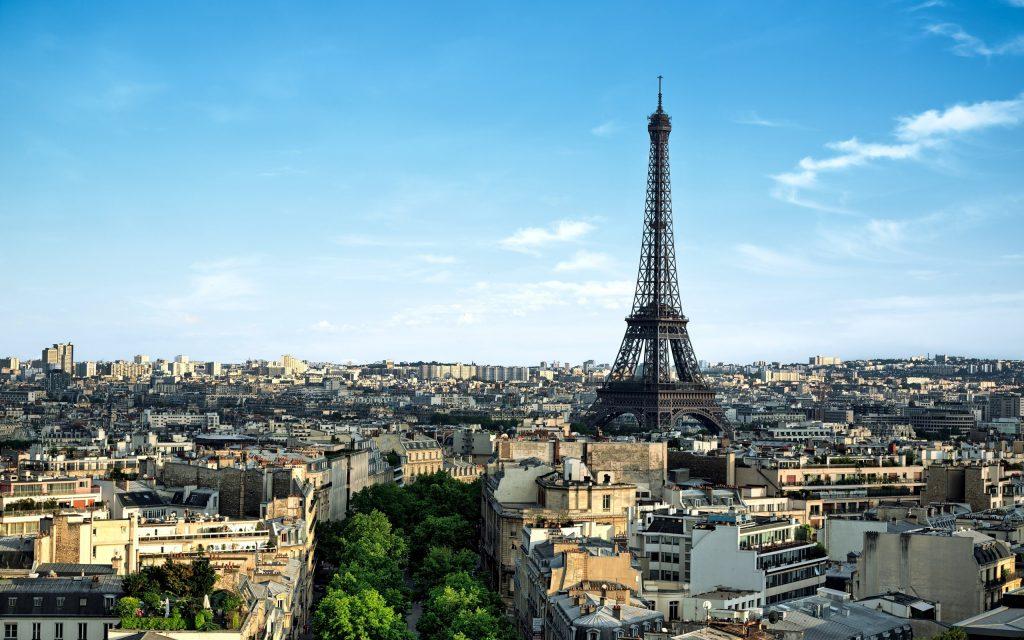 Paris Tour Eiffeil